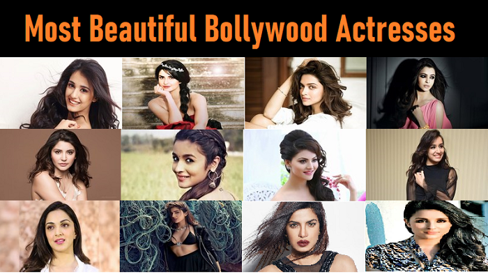 Top 10 Most Beautiful Actress in Bollywood